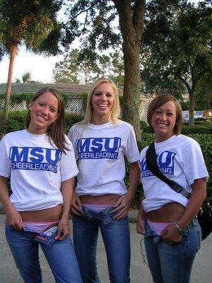 Free Pussy Cheerleader Porn