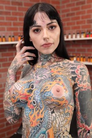 Free Pussy Tattoo Porn