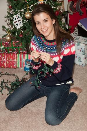 Free Pussy Christmas Porn